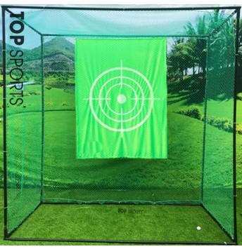 khung tap golf 17
