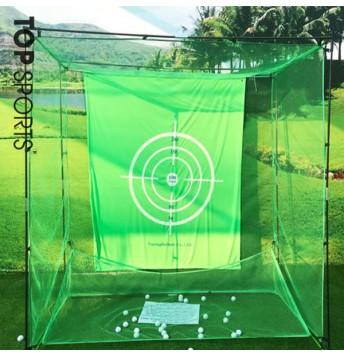khung tap golf 9