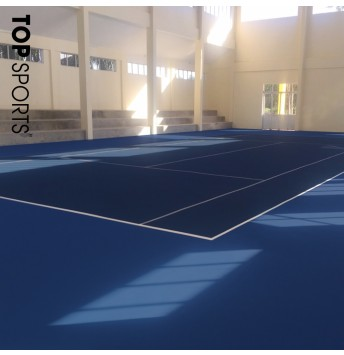 nha thi dau the thao tennis 0