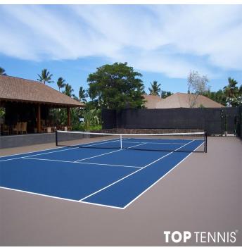 sơn lại sân tennis chất lượng tốt nhất