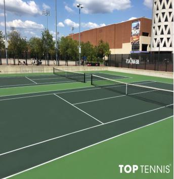 sữa chữa sân tennis sơn sân tennis chuyên nghiệp