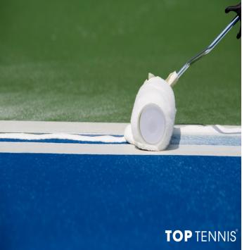 sữa chữa sơn lại sân tennis